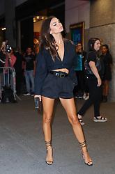 September 6, 2019, New York, New York, United States: September 5, 2019 New York City..Emily Ratajkowski attending The Daily Front Row Fashion Media Awards on September 5, 2019 in New York City  (Credit Image: © Jo Robins/Ace Pictures via ZUMA Press)