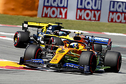May 10, 2019 - Barcelona, Spain - Motorsports: FIA Formula One World Championship 2019, Grand Prix of Spain, ..#4 Lando Norris (GBR, McLaren F1 Team) (Credit Image: © Hoch Zwei via ZUMA Wire)