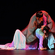 "China ""Shenzhen"" bring the SPIRIT OF CHINA a chinese tradition of thousands years of history, Chinese culture, lifestyle, with love story, poet, dances and Chinese opera at O2 Academy Brixton,  on 8 September 2019, London, UK."