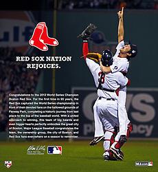 Boston Red Sox, Major League Baseball, 2013
