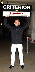 Jockey FRANKIE DETTORI at a party to celebrate the opening of the new Piccadilly Circus Frankie's Bar & Grill at The Criterion, Piccadilly Circus, London on 25th January 2006.<br /><br />NON EXCLUSIVE - WORLD RIGHTS