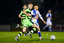 - Rogan/JMP - 02/11/2017 - FOOTBALL - Memorial Stadium - Bristol, England - Bristol Rovers U18 v Forest Green Rovers U18 - FA Youth Cup 1st Round.