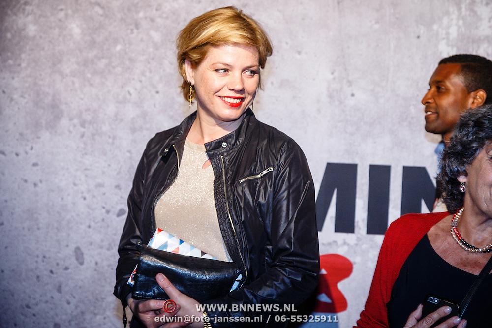 NLD/Amsterdam/20160506 - Première Armin Only Embrace, partner Claudia de Breij