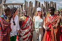 Masai Village Loita Hills