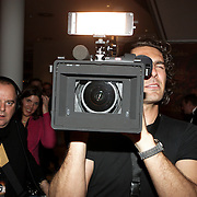 NLD/Rotterdam/20080420 - Premiere Les Miserables, cameraman Ferench Lorch Boltini