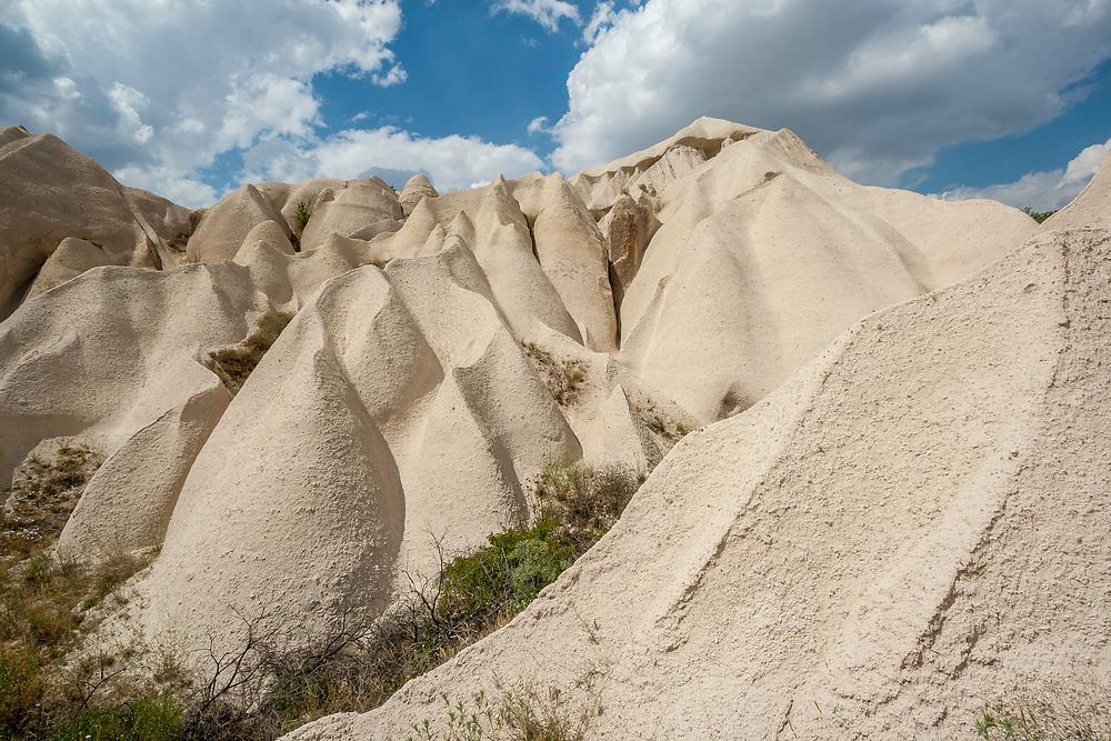 Landscape at Cappadocia, Turkey