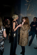 JAQUETTA WHEELER; CHARLOTTE TILBURY, A Tribute to Cinema party given by Moet and Chandon.Big Sky Studios, Brewery Rd. London.  24 March 2009 *** Local Caption *** -DO NOT ARCHIVE-© Copyright Photograph by Dafydd Jones. 248 Clapham Rd. London SW9 0PZ. Tel 0207 820 0771. www.dafjones.com.<br /> JAQUETTA WHEELER; CHARLOTTE TILBURY, A Tribute to Cinema party given by Moet and Chandon.Big Sky Studios, Brewery Rd. London.  24 March 2009