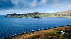 The village of Uig, Isle of Skye, Scotland<br /> <br /> (c) Andrew Wilson | Edinburgh Elite media