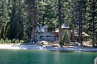 Vikingsholm, Emerald Bay, Lake Tahoe, California, USA, believed to be the finest example of  Scandinavian architecture in the Western Hemisphere. It was built as a summer home by Mrs. Lora Josephine Knight in 1929. 201304261869<br /> <br /> Copyright Image from Victor Patterson, 54 Dorchester Park, Belfast, UK, BT9 6RJ<br /> <br /> Tel: +44 28 9066 1296<br /> Mob: +44 7802 353836<br /> Voicemail +44 20 8816 7153<br /> Skype: victorpattersonbelfast<br /> Email: victorpatterson@me.com<br /> Email: victorpatterson@ireland.com (back-up)<br /> <br /> IMPORTANT: If you wish to use this image or any other of my images please go to www.victorpatterson.com and click on the Terms & Conditions. Then contact me by email or phone with the reference number(s) of the image(s) concerned.