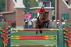 Hough Lauren, USA, Waterford<br /> Spruce Meadows Masters - Calgary 2017<br /> © Dirk Caremans<br /> 09/09/2017,