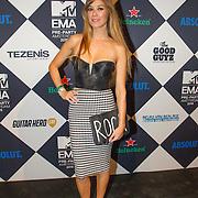 NLD/Amsterdam/20151012 - MTV EMA Pre Party, Beertje van Beers