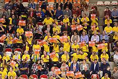 20160221 NED: Bekerfinale Abiant Lycurgus - Landstede Volleybal, Almere