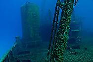 Main deck, re-compression chamber, USS Kittiwake