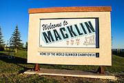 Macklin, Saskatchewan