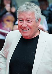 """Edinburgh International Film Festival, Sunday 26th June 2016<br /> <br /> Stars turn up on the closing night gala red carpet for the World Premiere of """"Whisky Galore!""""  at the Edinburgh International Film Festival 2016<br /> <br /> Gregor Fisher, who plays Macroon in the film.<br /> <br /> (c) Alex Todd   Edinburgh Elite media"""
