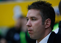 Photo: Steve Bond/Richard Lane Photography. Leicester City v Peterborough United. Coca-Cola Football League One. 20/12/2008. Peterborough manager Darren Ferguson looks pensive