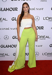 Ashley Graham at the 2018 Glamour Women Of the Year Awards: Women Rise at Spring Studios in New York City.