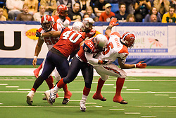 14 March 2009: The Sioux Falls Storm were hosted by the Bloomington Extreme in the US Cellular Coliseum in downtown Bloomington Illinois.