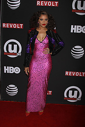 Andra Day at The Urbanworld Film Festival in New York City.