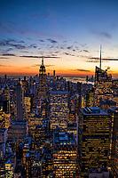 Manhattan @ Blue Hour