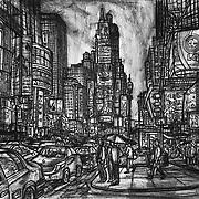 NYC DRAWINGS