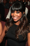 October 13, 2012- Bronx, NY: Actress Gabrielle Union at the Black Girls Rock! Awards presented by BET Networks and sponsored by Chevy held at the Paradise Theater on October 13, 2012 in the Bronx, New York. BLACK GIRLS ROCK! Inc. is 501(c)3 non-profit youth empowerment and mentoring organization founded by DJ Beverly Bond, established to promote the arts for young women of color, as well as to encourage dialogue and analysis of the ways women of color are portrayed in the media. (Terrence Jennings)