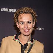 NLD/Amsterdam/20161010 -  Premiere De Verleiders: Slikken en Stikken, Kim Pieters