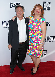 Evan Sayet at Death Of A Nation Los Angeles Premiere held at Regal L.A. Live: A Barco Innovation Center on July 31, 2018 in Los Angeles, California, United States (Photo by Jc Olivera for Jade Umbrella)
