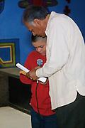 13 Junel 2014-Santa Barbara, CA: Maria Albarrán Rey's retirement celebration at La Casa de la Raza in Santa Barbara on June 13, 2014.  Rey retired from the Santa Barbara Elementary School District, Franklin Elementary School.  Photo by Rod Rolle