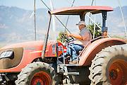 Juan Gonzales is part of the ALBA farm incubator program in Salinas, CA.