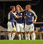 Cardiff City v MK Dons 260808