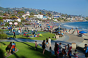 Laguna Beach Downtown Main Beach