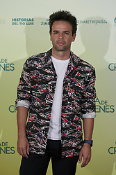 October 3, 2018 - Madrid, Spain - Raul Pena attends to 'Ola de crimenes' photocall at Urso Hotel in Madrid, Spain. (Credit Image: © Legan P. Mace/SOPA Images via ZUMA Wire)