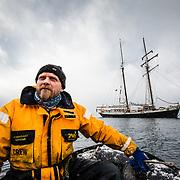 Sail & ski adventure at 70° North