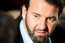 O Presidente do Grupo RBS, Eduardo Sirotsky Melzer. FOTO: Jefferson Bernardes/ Agência Preview