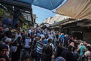 Israel, Jerusalem: Inside the Old City.         Israele, Gerusalemme: Dentro la Città Vecchia.