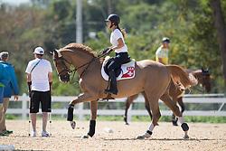 Sprunger Janika, SUI, Bonne Chance Cw<br /> Olympic Games Rio 2016<br /> © Hippo Foto - Dirk Caremans<br /> 11/08/16