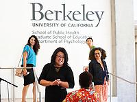 June 29, 2018; Berkeley Way West, Berkeley, California, USA; Principal Leadership Institute<br /> <br /> Photo credit: Kelley L Cox- KLC fotos