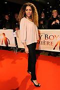 Premiere van de film Sonny Boy op maandag 17 januari in het Circus Theater in Scheveningen.<br /> <br /> Op de foto:<br /> <br />  Lauretta Gerards