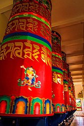 Templo Budista Chagdud Gonpa Khadro Ling, localizado na cidade de Três Coroas/RS.  Foto: Marcos Nagelstein/ Agência Preview