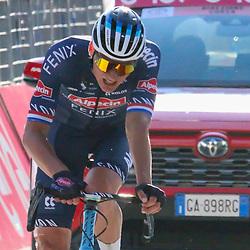 15-08-2020: Wielrennen: Il Lombardia: Como <br />Mathieu van der Poel