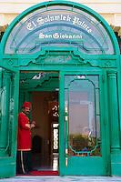 "Egypte, la côte méditerranéenne, Alexandrie, hôtel 5 étoiles Salamlek dans le parc Montaza. // Egypt, Alexandria, five stars hotel ""Salamlek"" in the Montaza park."