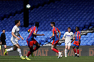 Robbie Gotts of Leeds U23 during the U23 Professional Development League match between U23 Crystal Palace and Leeds United at Selhurst Park, London, England on 15 April 2019.