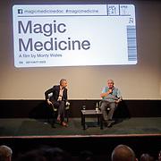 20190226-DrugScience screening of Magic Medicine film