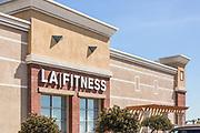 LA Fitness at Downey Landing Shopping Center