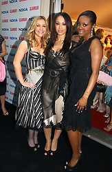 Pop group The Sugababes at the 2006 Glamour Women of the Year Awards 2006 held in Berkeley Square Gardens, London W1 on 6th June 2006.<br />