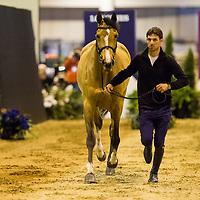 Horse Inspection - FEI World Cup Jumping Final - Omaha 2017
