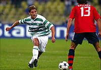 Fotball<br /> UEFA Champions League<br /> 17.09.2003<br /> Bayern München v Celtic<br /> NORWAY ONLY<br /> Foto: Digitalsport<br /> <br /> STILIAN PETROV