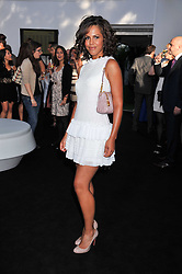 Actress LENORA CRICHLOW at the Glamour Women of The Year Awards 2011 held in Berkeley Square, London W1 on 7th June 2011.