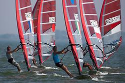 Day two, May 23rd 2012. Delta Lloyd Regatta  (22/26 May 2012). Medemblik - the Netherlands.